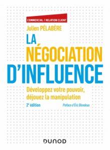 Livre - La négociation d'influence